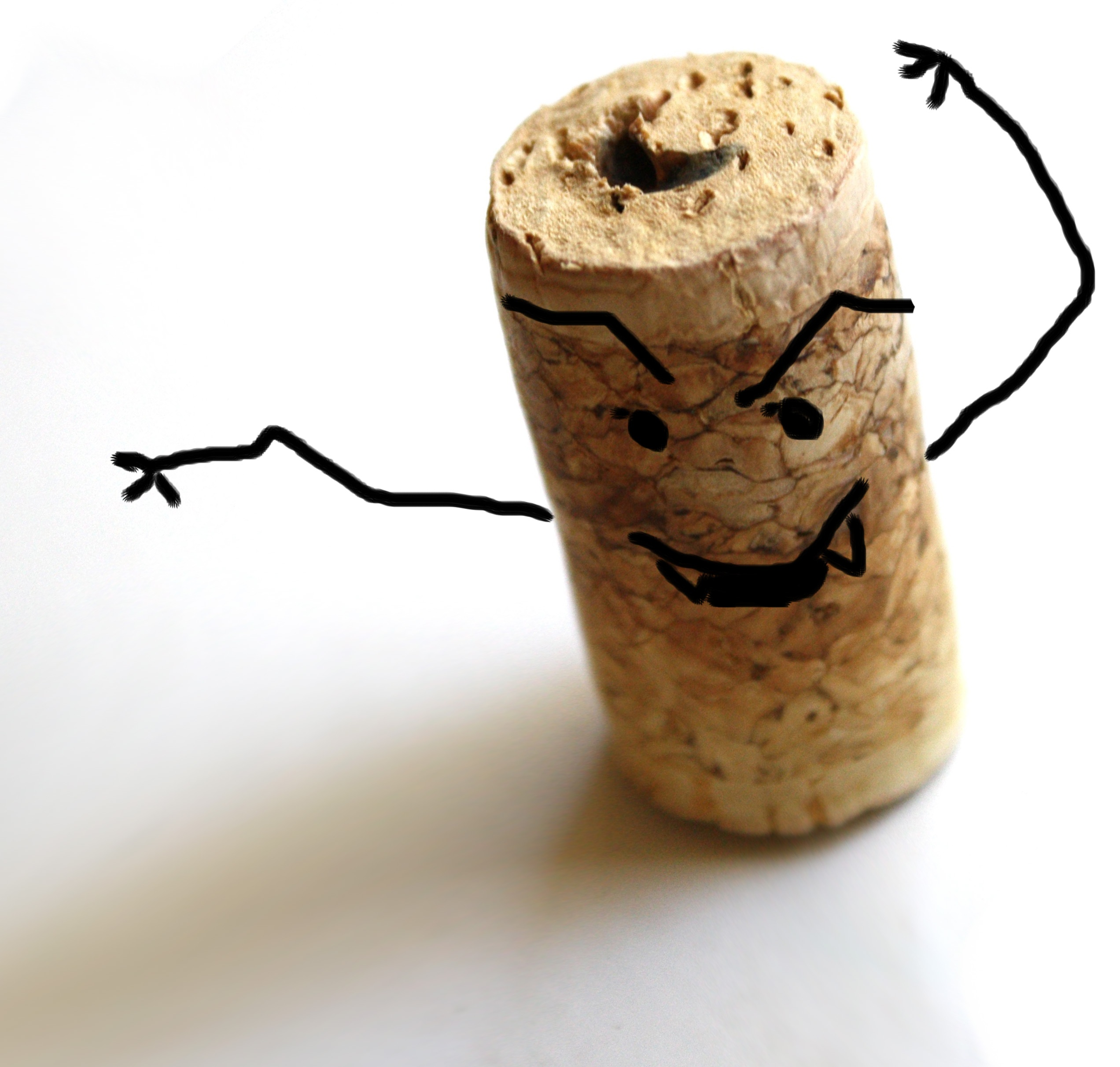 Corks can cause TCA