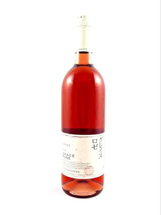 Grace Rosé 2014, a New World wine