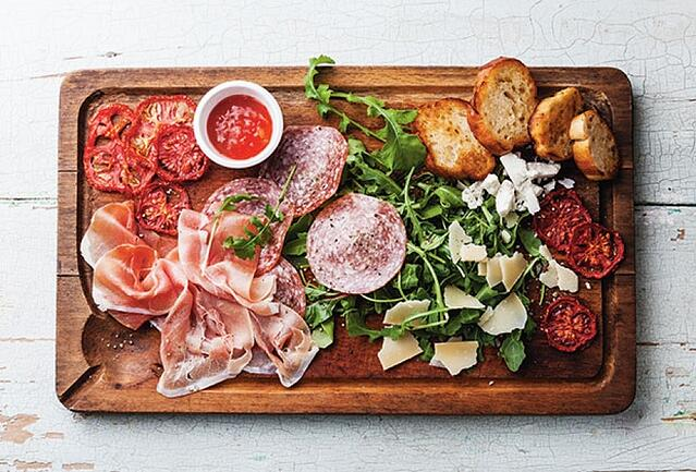 Charcuterie Board - Top Five Western Food and Rosé Wine Pairings - Summer Edition.jpg