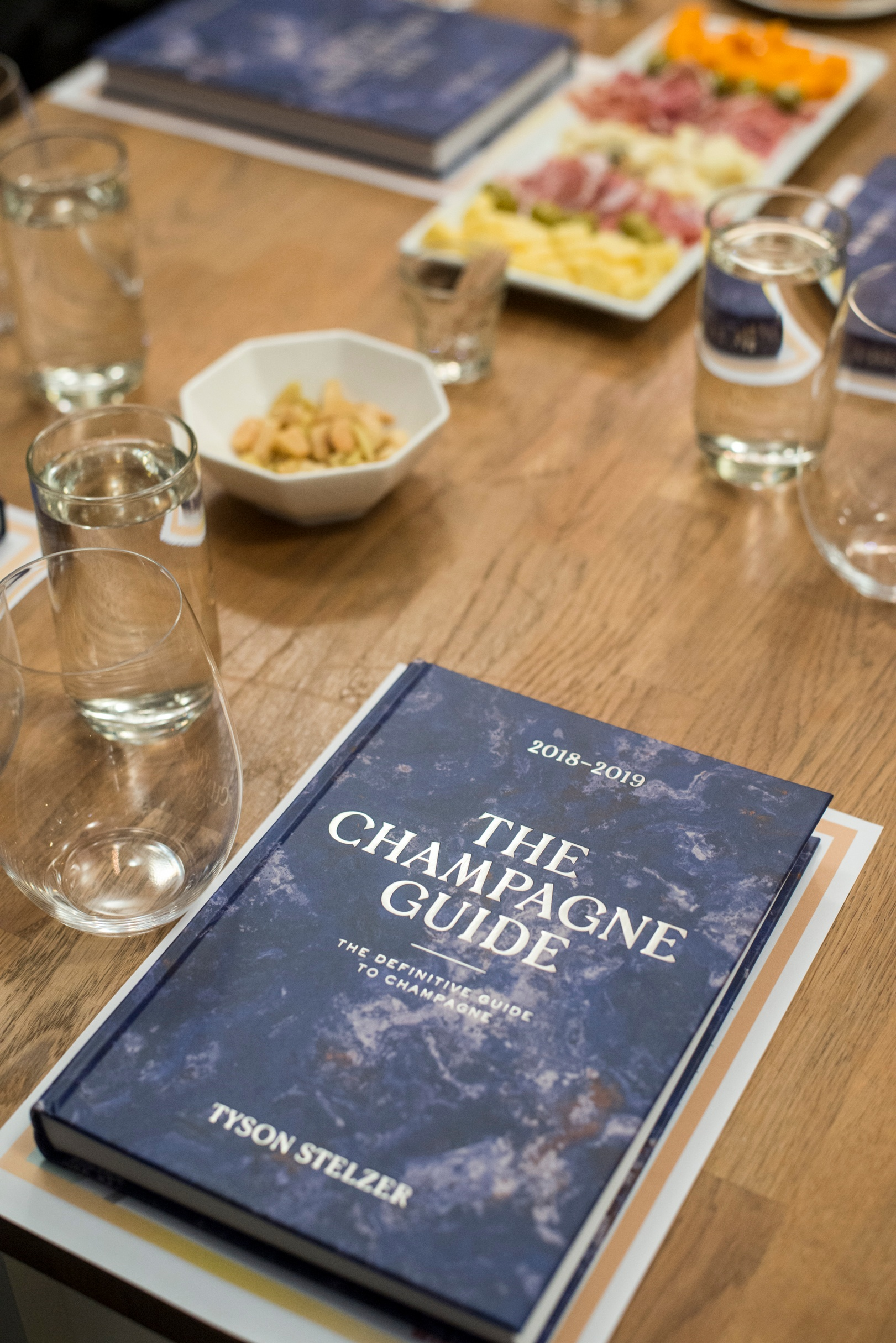 The champagne guide by Tyson Stelzer