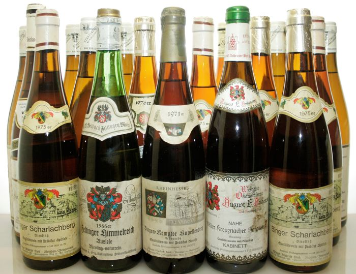 Riesling selection